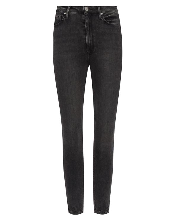 джинсы Slim с высокой посадкой на талии артикул BO295RS2 марки Black Orchid купить за 20200 руб.