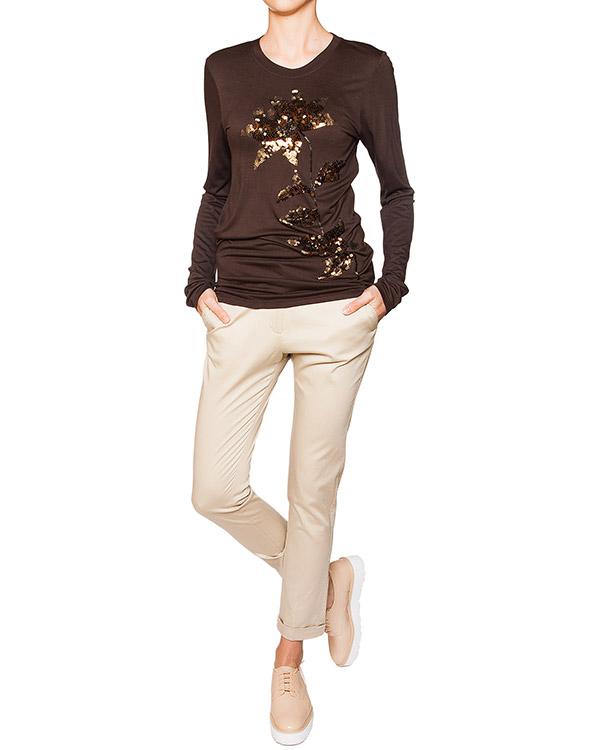 женская брюки P.A.R.O.S.H., сезон: лето 2013. Купить за 4000 руб. | Фото $i