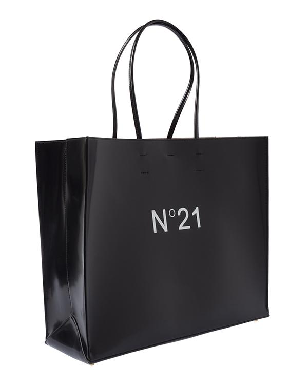 Аксессуары сумка-шоппер № 21, сезон: зима 2021/22. Купить за 56700 руб. | Фото 2
