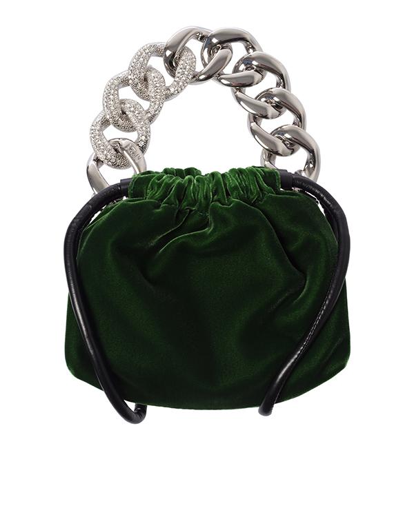 сумка № 21 BP0900VEL0 UNI зеленый+черный