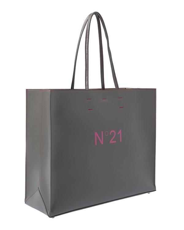 Аксессуары сумка-шоппер № 21, сезон: зима 2021/22. Купить за 56700 руб.   Фото 2