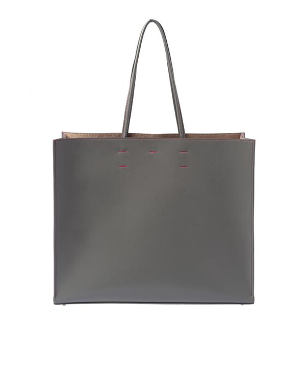 Аксессуары сумка-шоппер № 21, сезон: зима 2021/22. Купить за 56700 руб.   Фото 3