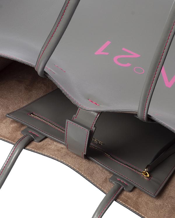 Аксессуары сумка-шоппер № 21, сезон: зима 2021/22. Купить за 56700 руб.   Фото 4