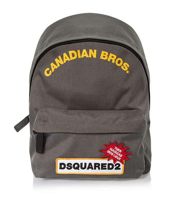DSQUARED2 из прочного нейлона с логотипом бренда  артикул  марки DSQUARED2 купить за 20400 руб.