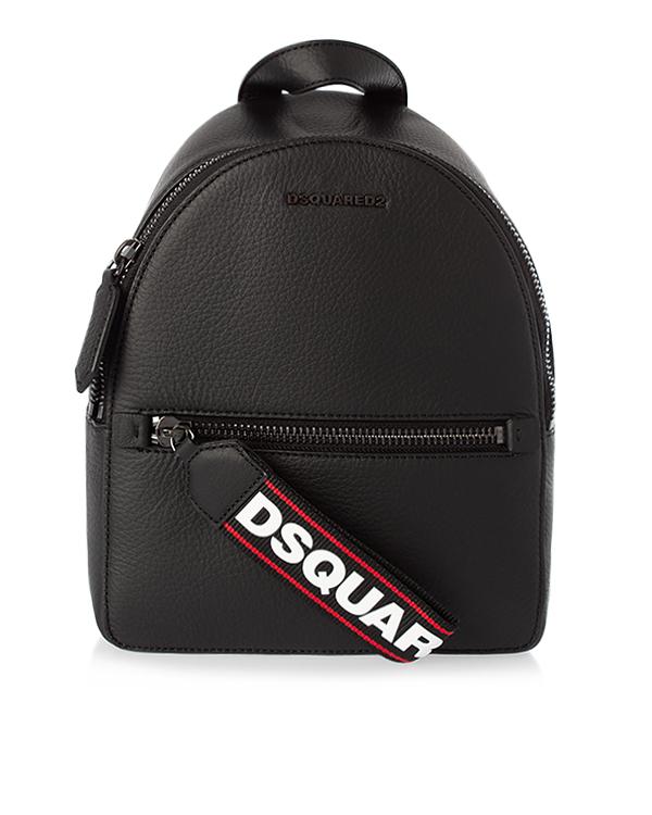 DSQUARED2 из шагреневой кожи с логотипом бренда артикул  марки DSQUARED2 купить за 40000 руб.