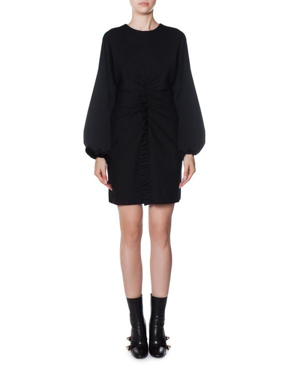 платье с вырезом на спине артикул BSK15163 марки TIBI купить за 24800 руб.