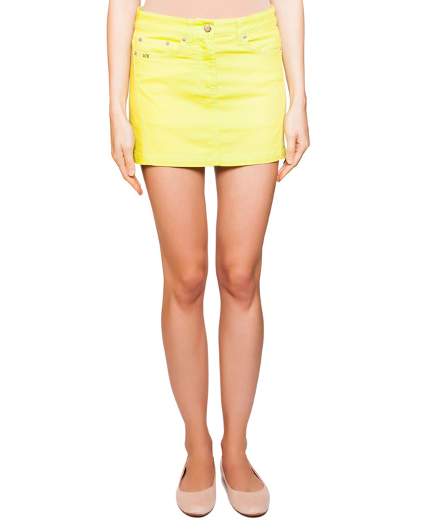 женская юбка ICEBERG, сезон: лето 2012. Купить за 4400 руб. | Фото $i