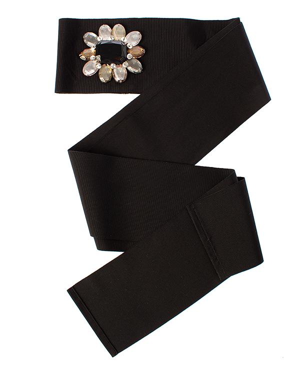 Sara Roka из текстиля с отделкой крупными кристаллами артикул  марки Sara Roka купить за 9300 руб.