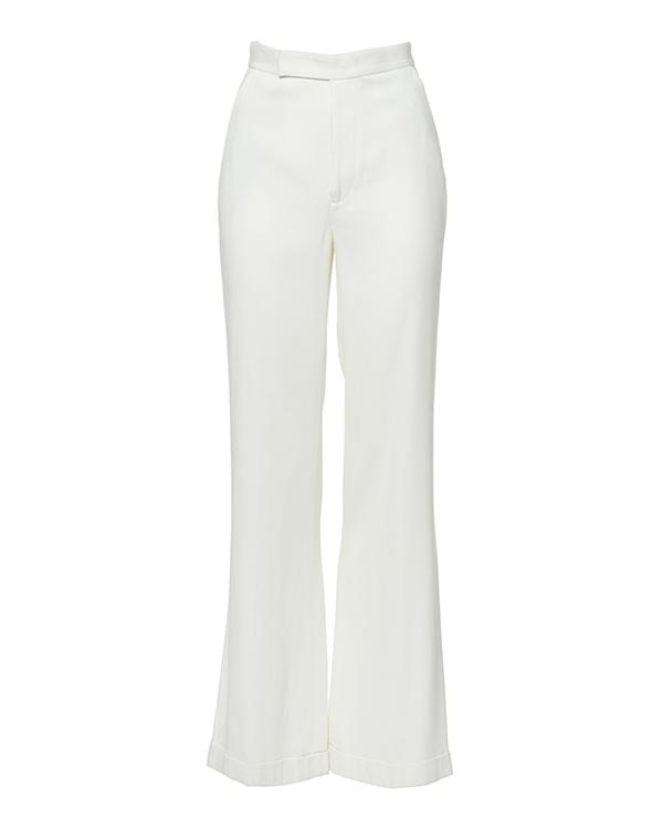 брюки с высокой посадкой, расклешенные от бедра артикул C34ISCMP марки Polo by Ralph Lauren купить за 7800 руб.