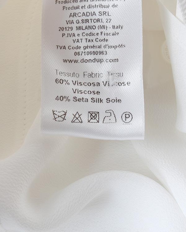 женская блуза DONDUP, сезон: лето 2015. Купить за 2500 руб. | Фото 4