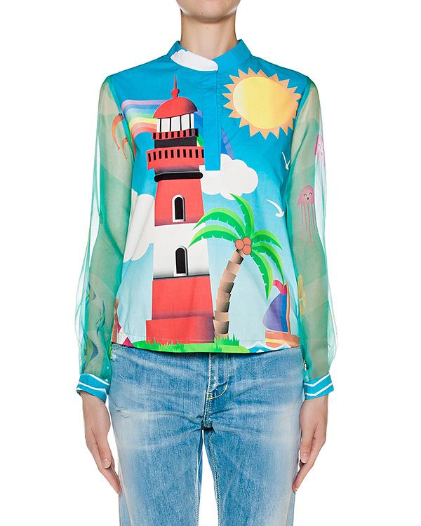 блуза  артикул CAM50FARO марки Ultra Chic купить за 9500 руб.