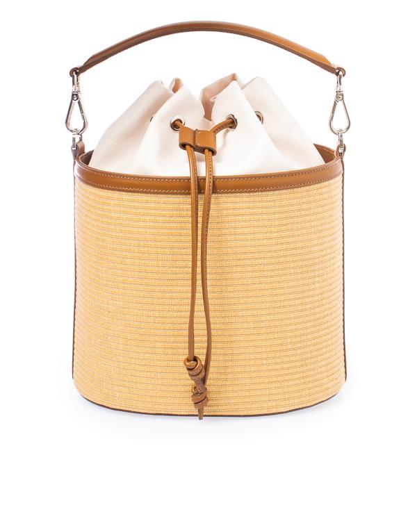 MARINA RAPHAEL -торба Carina из рафии артикул  марки MARINA RAPHAEL купить за 61100 руб.