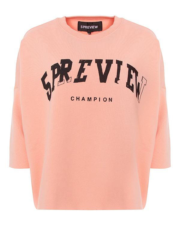 5Preview свободного силуэта с логотипом бренда артикул  марки 5Preview купить за 8100 руб.