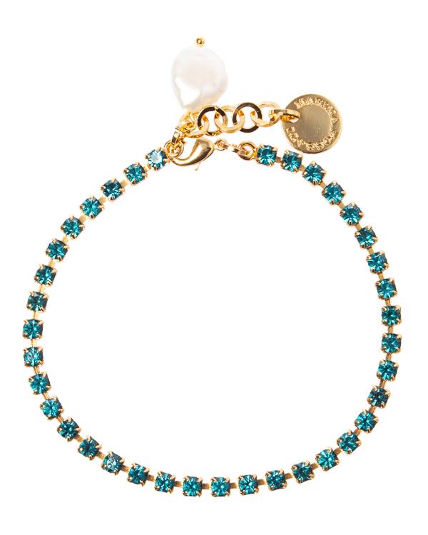 Marina Fossati с отделкой кристаллами и жемчугом  артикул  марки Marina Fossati купить за 10500 руб.