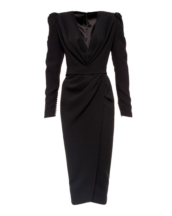 Rhea Costa миди в вечернем стиле  артикул  марки Rhea Costa купить за 75600 руб.
