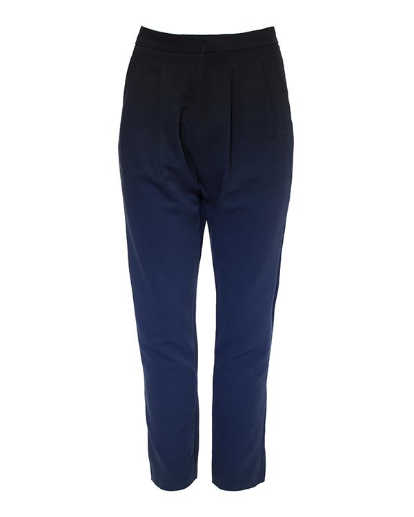 брюки из легкой ткани с цветовым переходом омбре артикул CCW153513 марки Cocurata купить за 11900 руб.