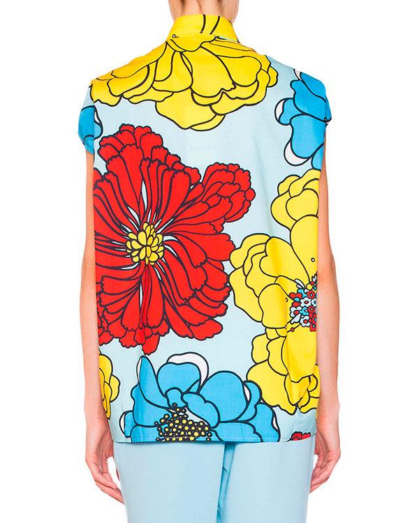 женская блуза P.A.R.O.S.H., сезон: лето 2015. Купить за 1700 руб. | Фото 1