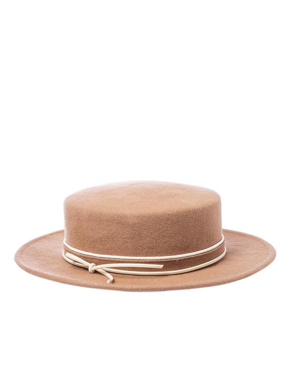 шляпа Saint MAEVE CENOTIER_1 57-58 карамельный