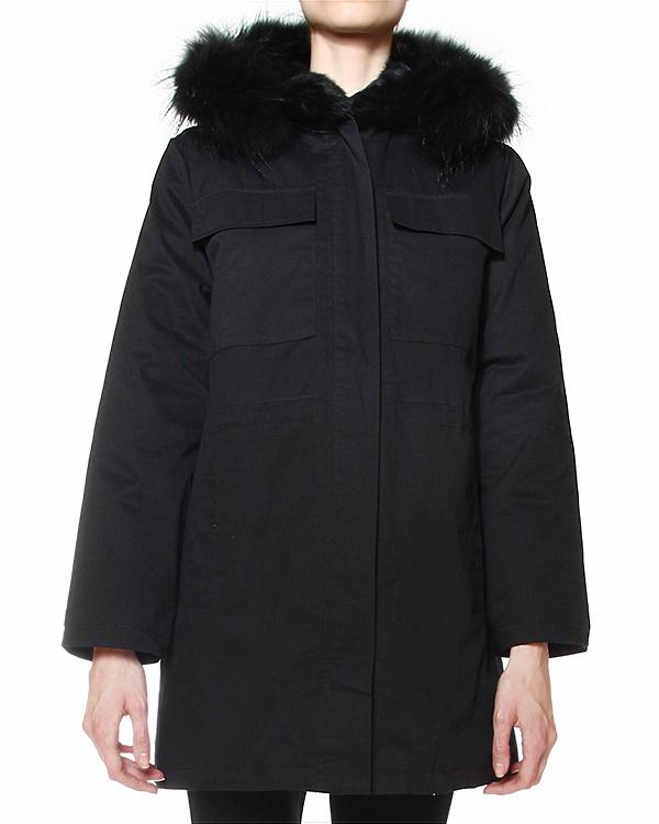 женская пальто P.A.R.O.S.H., сезон: зима 2014/15. Купить за 7300 руб. | Фото 0