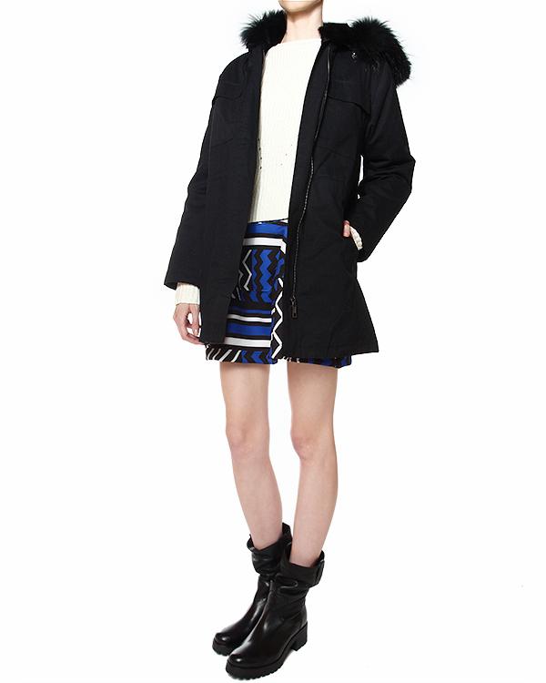 женская пальто P.A.R.O.S.H., сезон: зима 2014/15. Купить за 7300 руб. | Фото 2