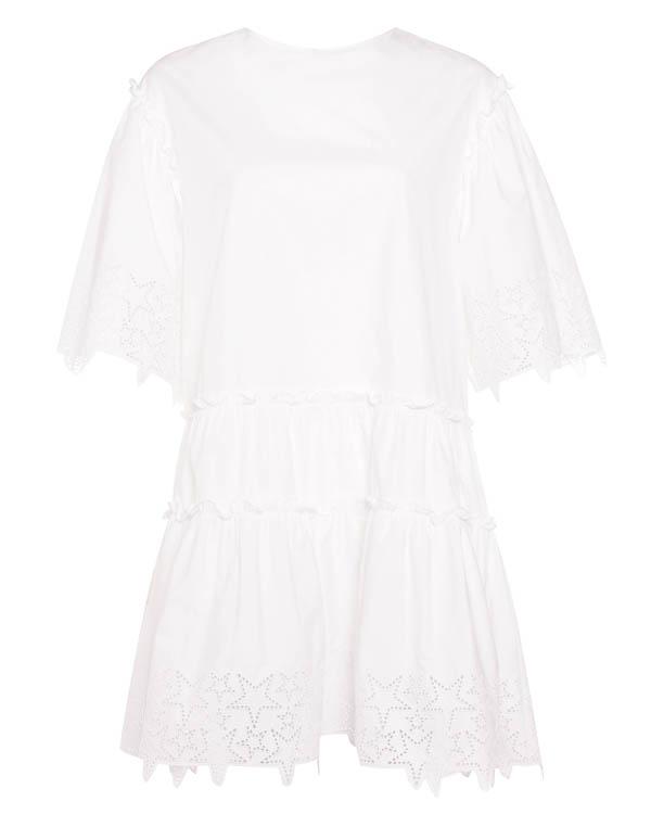 платье силуэта Oversize артикул CHIGO721487 марки P.A.R.O.S.H. купить за 33700 руб.
