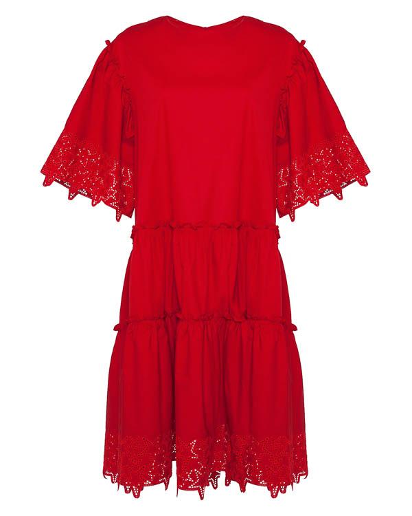 платье силуэта Oversize артикул CHIGO721498 марки P.A.R.O.S.H. купить за 34500 руб.