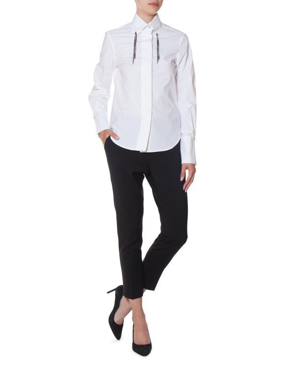 женская рубашка Balossa, сезон: зима 2017/18. Купить за 8000 руб. | Фото $i