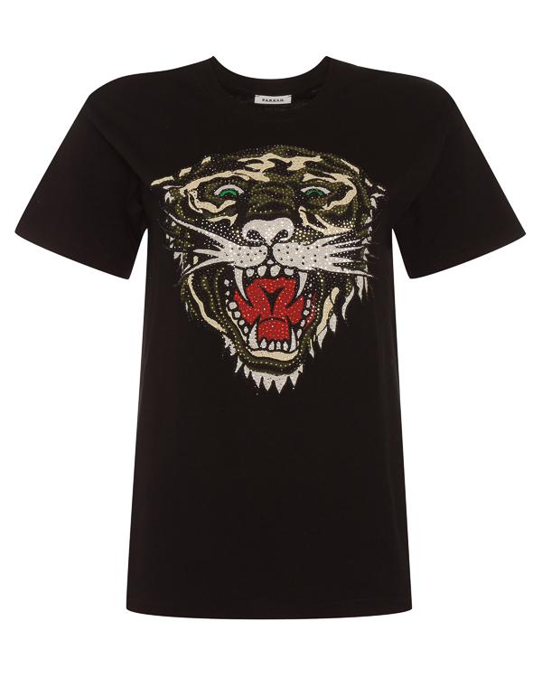 футболка  артикул CIGRISX110022X марки P.A.R.O.S.H. купить за 10900 руб.
