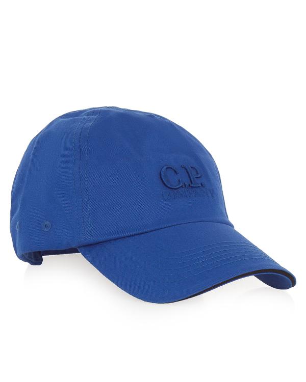 C.P.Company из хлопка с объемной вышивкой логотипа бренда артикул CMAC123A марки C.P.Company купить за 2900 руб.
