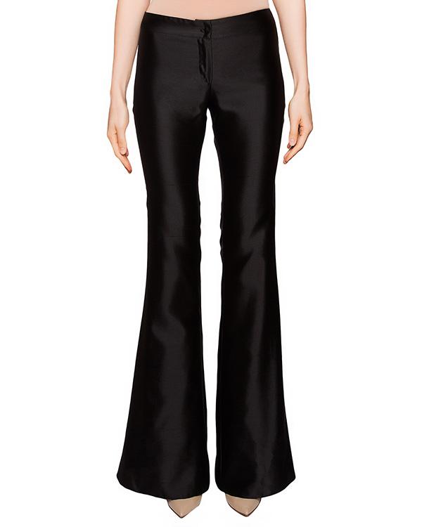 брюки расклешенные, из плотного гладкого шелка артикул COAT0000392 марки Kalmanovich купить за 25600 руб.