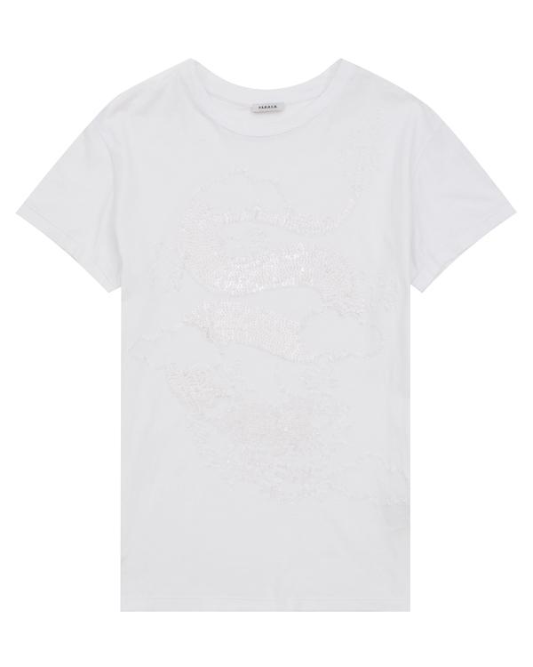футболка  артикул COMODO110567X марки P.A.R.O.S.H. купить за 16500 руб.
