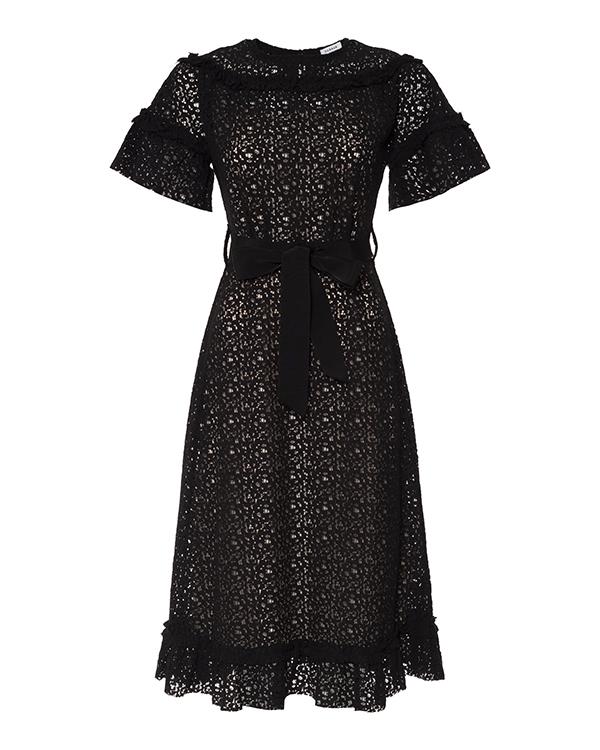 платье P.A.R.O.S.H. COPIZ723496 xs черный