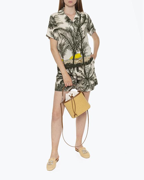 Женская шорты P.A.R.O.S.H., сезон: лето 2021. Купить за 16100 руб. | Фото 1