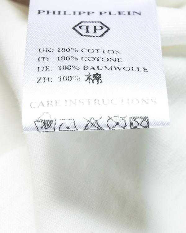 женская футболка PHILIPP PLEIN, сезон: лето 2016. Купить за 15200 руб. | Фото $i