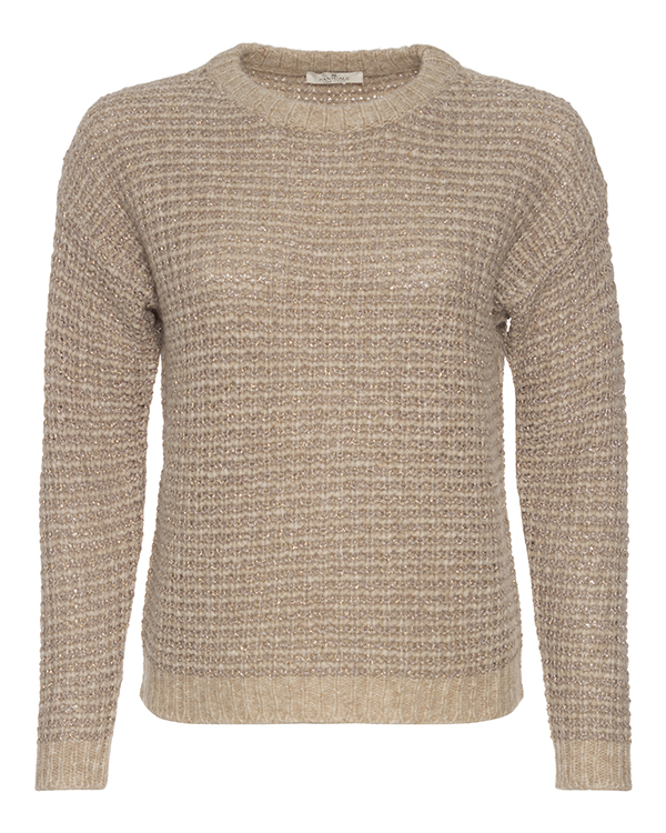 свитер PANICALE D29671SB 46 пудровый