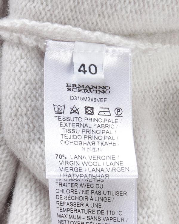 женская свитер ERMANNO SCERVINO, сезон: зима 2017/18. Купить за 24400 руб. | Фото $i