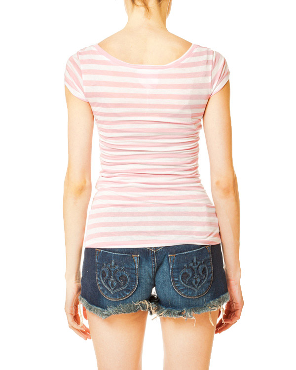 женская футболка Ultra Chic, сезон: лето 2014. Купить за 3300 руб. | Фото $i