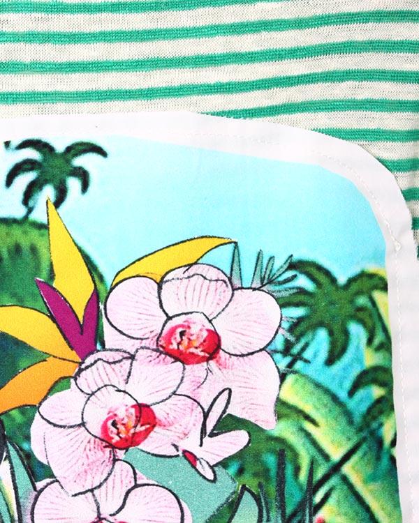 женская футболка Ultra Chic, сезон: лето 2015. Купить за 3400 руб. | Фото $i