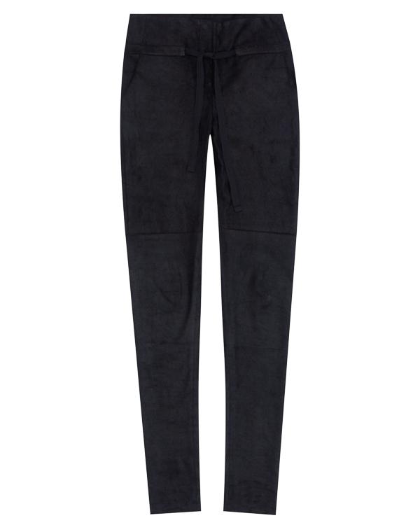 брюки из мягкой кожи  артикул DL03F17 марки Isabel Benenato купить за 48400 руб.