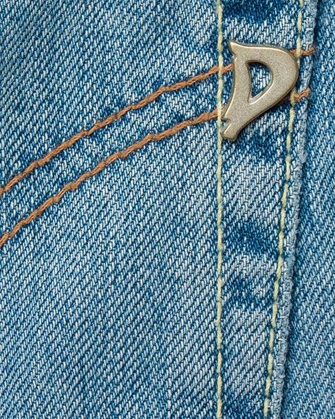 женская джинсы DONDUP, сезон: лето 2017. Купить за 9000 руб. | Фото $i