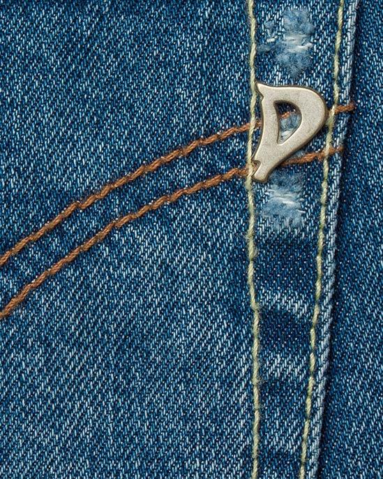 женская джинсы DONDUP, сезон: лето 2017. Купить за 7100 руб.   Фото $i
