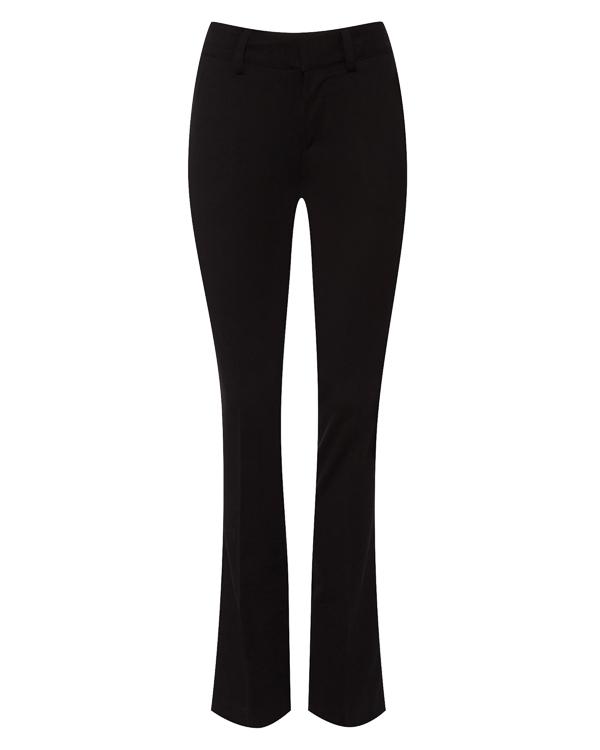 брюки расклешенного силуэта из костюмной шерсти артикул DP093 марки DONDUP купить за 14900 руб.