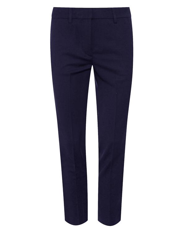 брюки прямого силуэта из шерсти и вискозы артикул DP160WS071D марки DONDUP купить за 19600 руб.