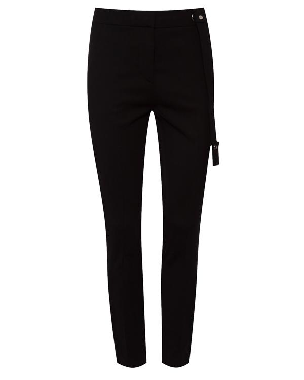 брюки прилегающего силуэта из шерсти  артикул DP257 марки DONDUP купить за 16700 руб.
