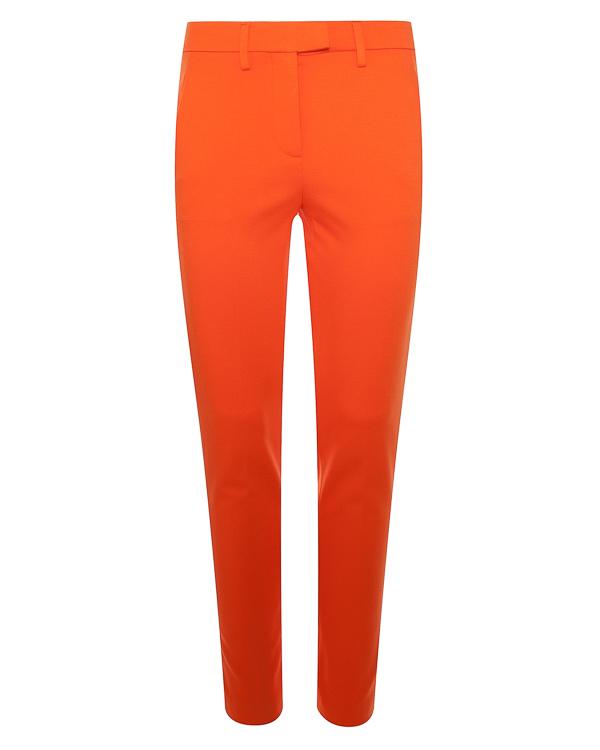 брюки из вискозы зауженного к низу силуэта  артикул DP288-JS190D марки DONDUP купить за 9400 руб.