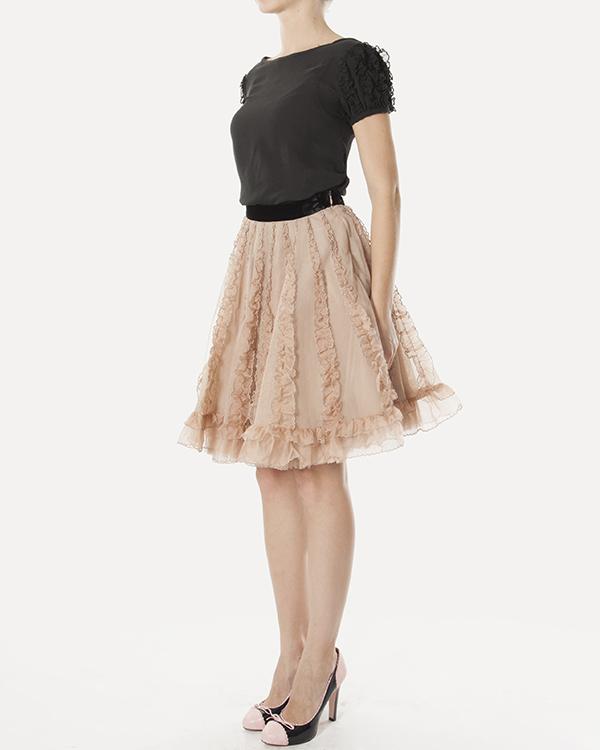 женская юбка Valentino Red, сезон: зима 2012/13. Купить за 9300 руб. | Фото $i