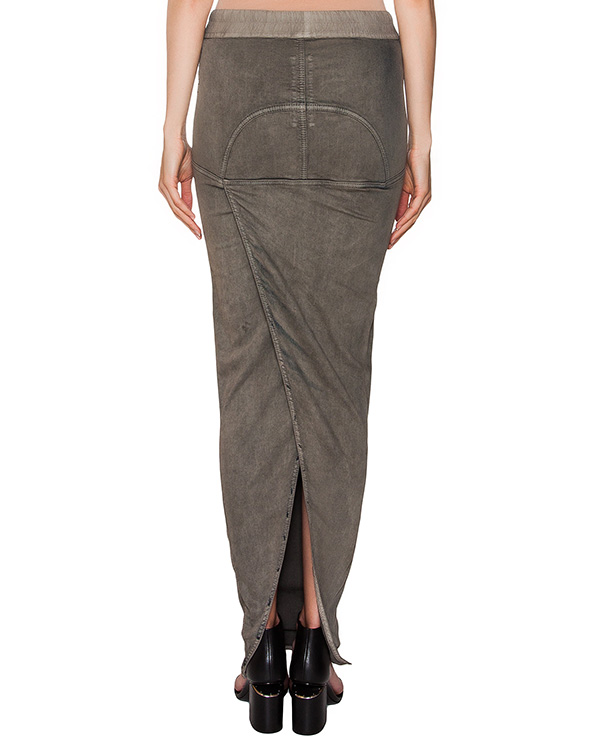 женская юбка RICK OWENS DRKSHDW, сезон: лето 2016. Купить за 16300 руб. | Фото $i