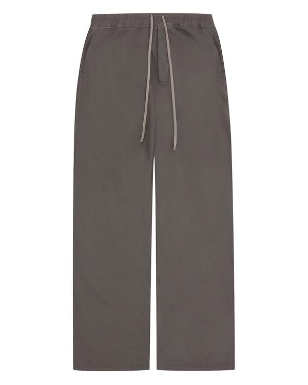 брюки свободного силуэта из хлопка  артикул DU17F2388F марки RICK OWENS DRKSHDW купить за 22600 руб.