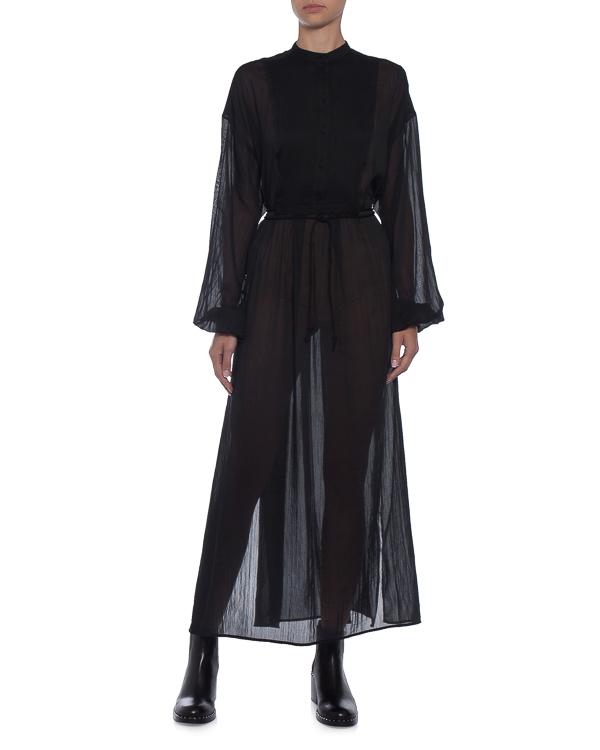 женская платье Isabel Benenato, сезон: зима 2017/18. Купить за 29000 руб. | Фото $i