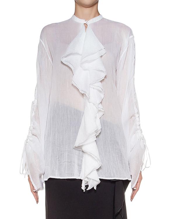 женская блуза Isabel Benenato, сезон: зима 2016/17. Купить за 20900 руб. | Фото $i